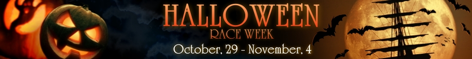 Halloween Race Week. 29/10-4/11