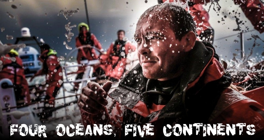 Four Oceans, Five Continents (dedicated to VOR)